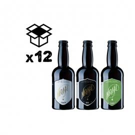 Pack Degustación Cervezas Nazarí