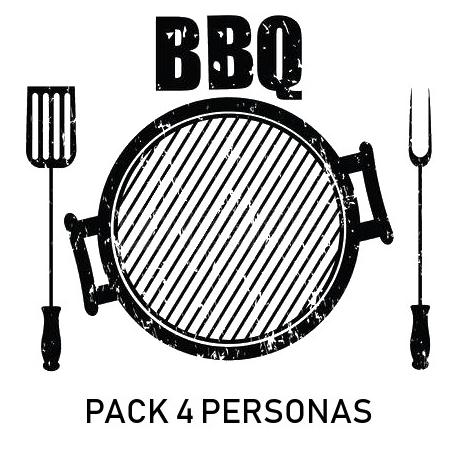 Pack 'BARBACOA IBÉRICA' 4 Personas