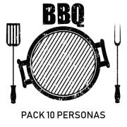 Pack 'BARBACOA IBÉRICA' 10 Personas