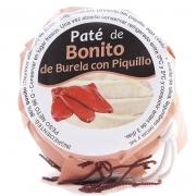 Paté de Bonito de Burela con Piquillo Conservas Chanquete