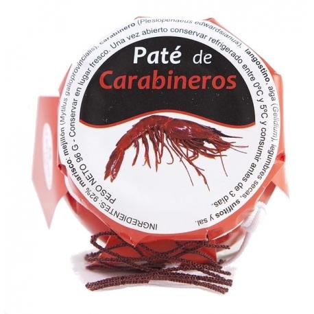 Paté de Carabineros Conservas Chanquete
