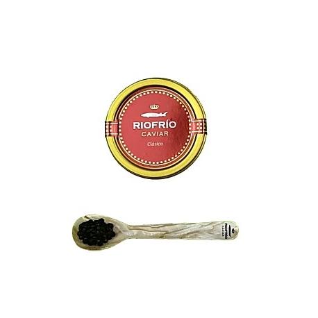 Caviar Clásico Riofrío 15g