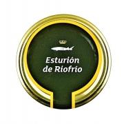 Esturión confitado en AOVE Riofrío 140g