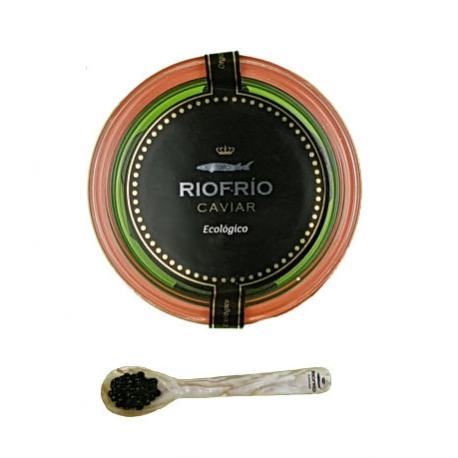 Caviar Ecológico Riofrío 200g
