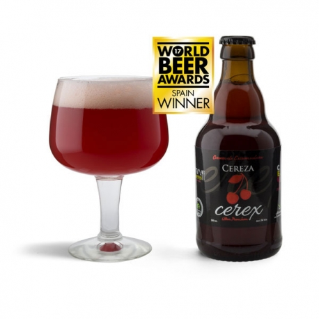 Cerveza Cerex Cereza