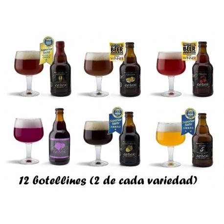 Pack Degustación Cerveza Cerex