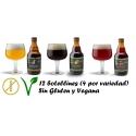 Pack Degustación Cerveza Sin Gluten/Vegana Cerex