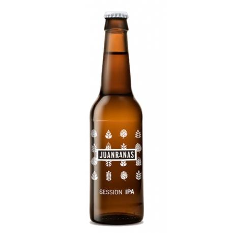 Cerveza Artesanal Juan Ranas