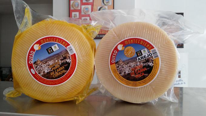 Nuevo premio para el queso montefrieño